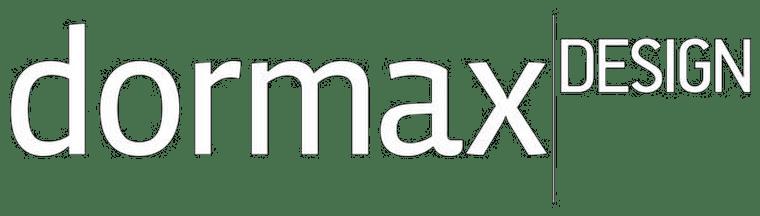 logo dormax aranżacje wnętrz Warszawa